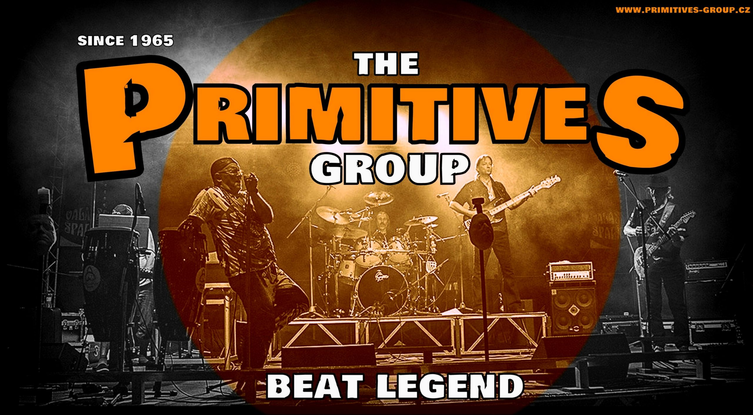 The PRIMITIVES Group -  60' BEAT Legend is BACK